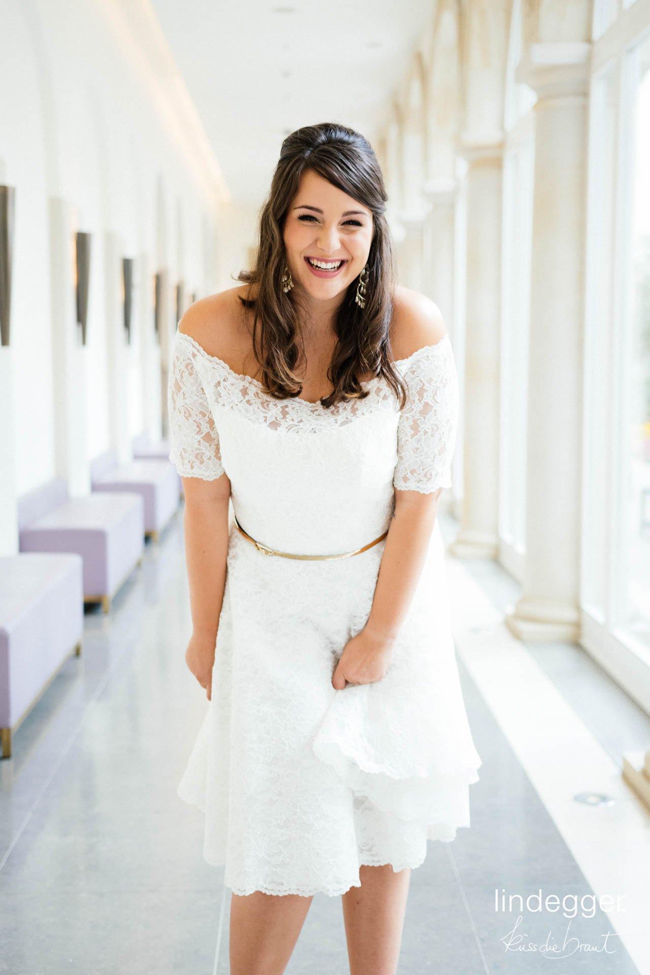 Curvy Bride Brautkleid