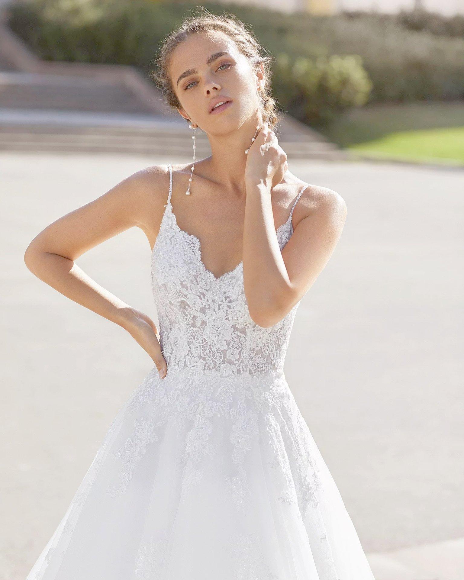 Hochzeitskleid Rosa Clara